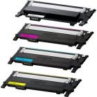 Заправка Samsung CLP 360/365/365W; SL-C410/460W/C460FW, картриджей Samsung CLT-406S