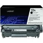 Заправка принтера HP LJ 1010/1018/1020/1022, LJ P 3015/3030/3050/3052/3055/M1005, картриджей HP Q2612A