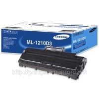 Заправка картриджей Samsung ML1210D3, принтеров Samsung ML-1010/1020M/1210/1220M/1250/1430