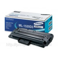 Заправка картриджей Samsung ML-1520(D3), принтеров Samsung ML-1520
