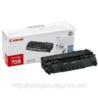 Заправка картриджей Canon 708 принтера Canon Q5949A for LBP-3300/3360, HP LJ 1160/1320