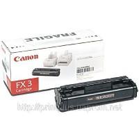 Заправка картриджей Canon FX-3 принтера Canon Fax-L200/L300/L350/L360
