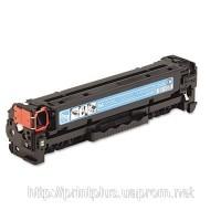 Заправка картриджей HP CC531A принтера НР CLJ CM2320NF/2320FXI/CP2025DN/CP2025N