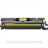Заправка картриджей HP Q3962A для принтера HP CLJ 2550/2820/2840