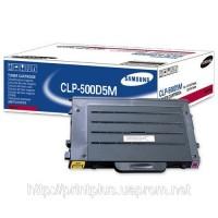 Заправка картриджей Samsung CLP-500D5M/ELS принтера Samsung CLP-500/500N/550/550N