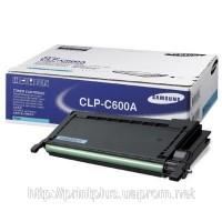 Заправка картриджей Samsung CLP-C600A  принтера Samsung CLP-600/ 650/ 3050