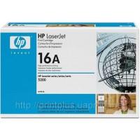 Заправка картриджей HP Q7516A (№16A), принтеров HP LaserJet 5200