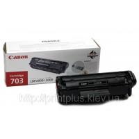 Восстановление картриджа 703 принтера Canon LBP-2900/3000