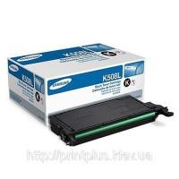 Заправка картриджей Samsung CLT-K508L для принтера Samsung CLP-620/670/CLX 6220FX