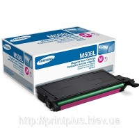 Заправка картриджей Samsung CLT-M508L для принтера Samsung CLP-620/670/CLX 6220FX
