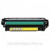 Заправка картриджей HP CE252A для принтера HP CLJ CM3530/CP3525