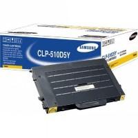 Оригинальный картридж Samsung CLP-510 Yellow