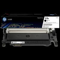 Заправка HP 117A для МФУ HP 150A  / 150NW, заправка картриджа HP 117A