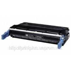 Заправка картриджей HP C9720A для принтера HP CLJ 4600/4650
