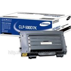 Заправка картриджей Samsung CLP-510D3K принтера Samsung CLP-510