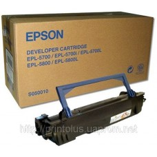 Заправка картриджа S050010 для принтера Epson EPL-5700/ EPL-5800