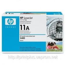 Заправка картриджей HP Q6511A (№11A), принтеров HP LaserJet 2400/2410/2420/2430