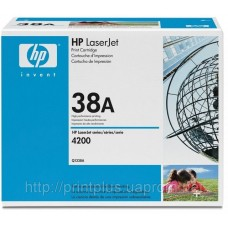 Заправка картриджей HP Q1338A (№38A), принтеров HP LaserJet 4200