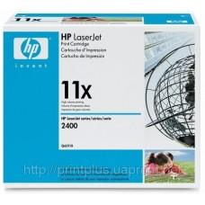 Заправка картриджей HP Q6511X (№11X), принтеров HP LaserJet 2400/2410/2420/2430