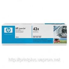 Заправка картриджей HP C8543X (№43X), принтеров HP LaserJet 9000/9040/9050