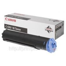 Заправка картриджей Canon C-EXV18 для принтера Canon iR-1018/1018J/1020/1020J/1022