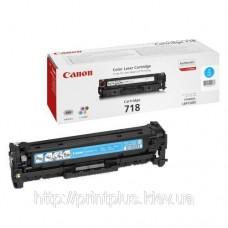 Заправка картриджей Canon 718 (2661B002) для принтера Canon  LBP-7200/MF8330/MF8350