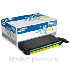 Заправка картриджей Samsung CLT-Y508L для принтера SAMSUNG CLP-620/670/CLX 6220FX